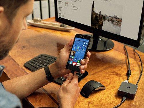 Microsoft Stacja dokująca HD-500 Continuum