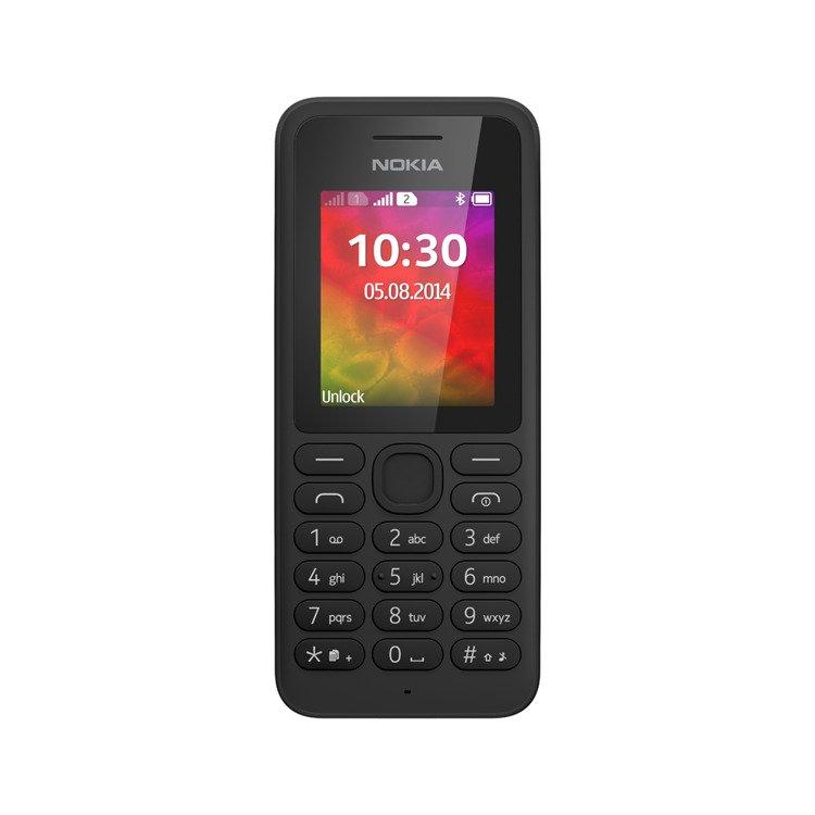Nokia 130 Dual Sim Czarna